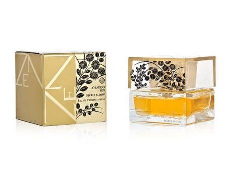 """Парфюмерная вода Shiseido """"Zen Secret Bloom"""", 50 ml"""
