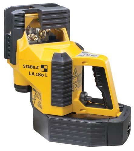 Мультилинейный лазерный прибор Stabila LA180L Complete Set