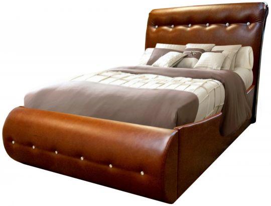 Кровать Гретта мягкая