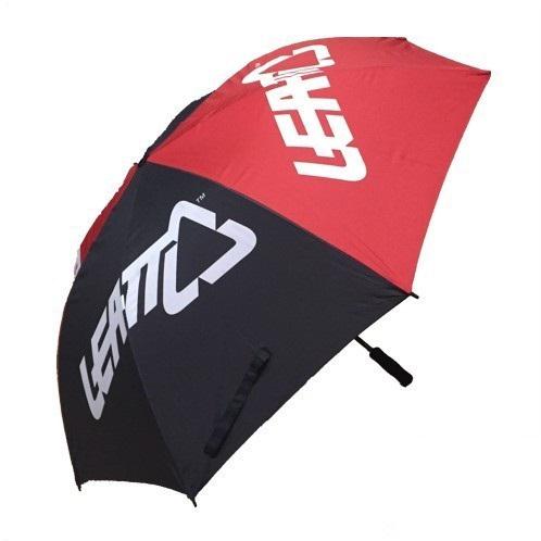 Leatt Umbrella зонт, красно-черный