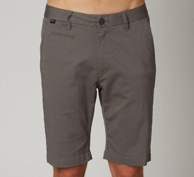 Fox - Selecter Chino Short шорты, серые