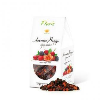 """Натуральный чай """"Лесные ягоды"""" 80 гр"""