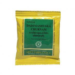 Дадимаштака чурна Dadimashtaka Churnam Kottakkal - для улучшения пищеварения 10 гр
