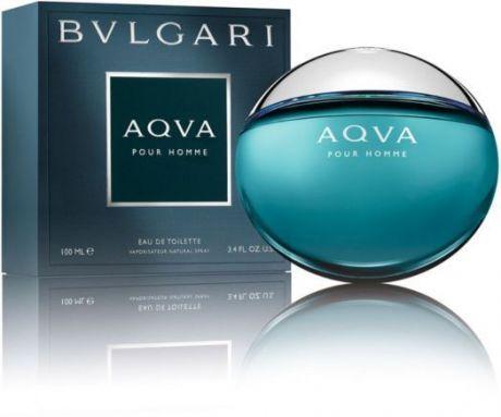 "Туалетная вода Bvlgari ""Aqua Pour Homme"", 100 ml"