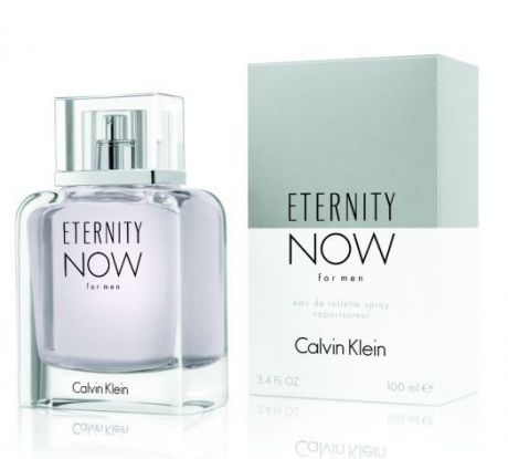 "Туалетная вода Calvin Klein ""Eternity Now For Men "", 100 ml"