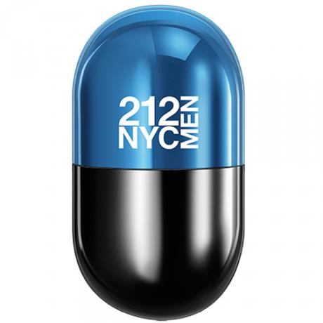 """Туалетная вода Carolina Herrera """"212 NYC Men Pills"""", 100 ml"""