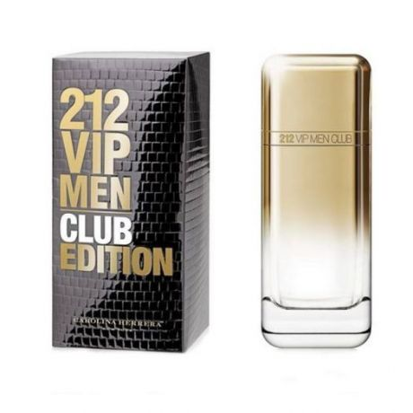 "Туалетная вода Carolina Herrera ""212 VIP Men Club Edition"", 100 ml"