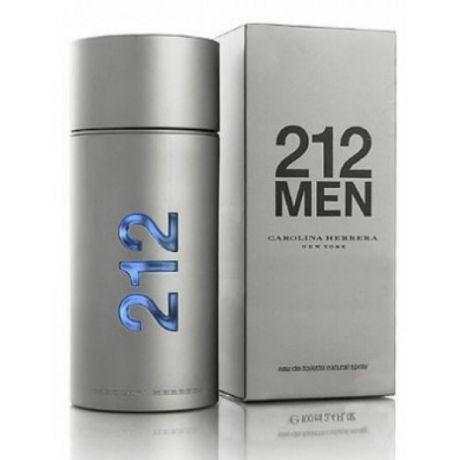 "Туалетная вода Carolina Herrera ""212 Men"", 100 ml (магнит)"