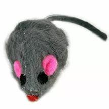 Мышка для кошки, малая