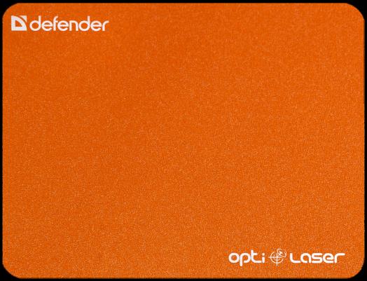 Коврик для компьютерной мыши Defender Silver opti-laser (золотистый)