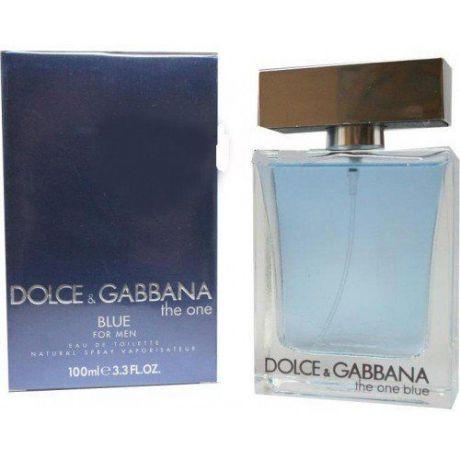 "Туалетная вода Dolce and Gabbana ""The One For Men Blue"", 100 ml"