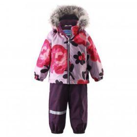Lassie, Детский Комплект (розовый с цветами) 713695C 5121