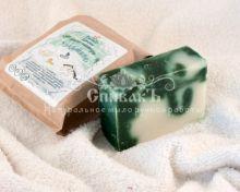 Детское мыло-шампунь Мятное, 100 г