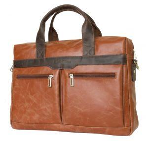 Сумка для ноутбука Carlo Gattini Lugano cognac/brown