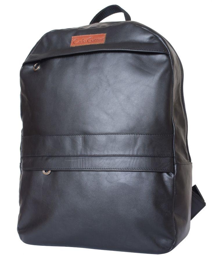 Кожаный рюкзак Carlo Gattini Tavolara black