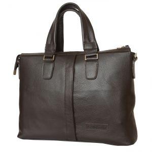 Кожаная мужская сумка Carlo Gattini Cimetta brown