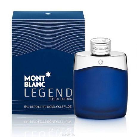 "Туалетная вода Mont Blanc ""Legend Special Edition"", 100 ml"
