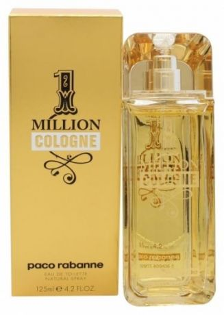 "Туалетная вода Paco Rabanne ""1 Million Cologne"", 100 ml"