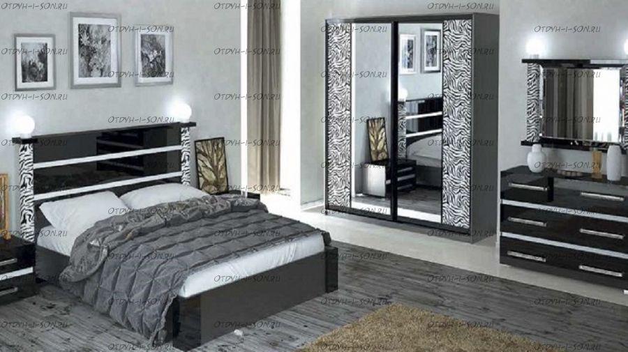 Спальня Сан-Ремо МДФ