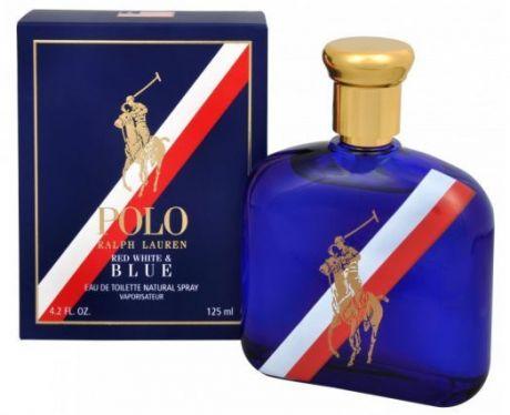 Туалетная вода Ralph Lauren Polo Red White & Blue 125 ml