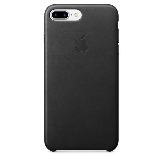 Чехол iPhone 7 Plus/8 Plus Apple Leather Case