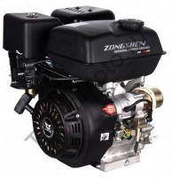 Двигатель Zongshen (Зонгшен) ZS 177 FE качественная копия Honda GX270 type S, имеет объем 270 куб. см и обладает мощностью 9 л. с., горизонтальный вал 25 мм.