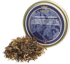 Табак Ashton Consummate Gentleman (Консамет Джентельмен) 50 гр.