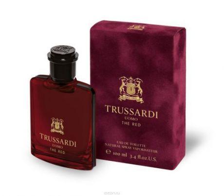"Туалетная вода Trussardi ""Uomo The Red"", 100 ml"