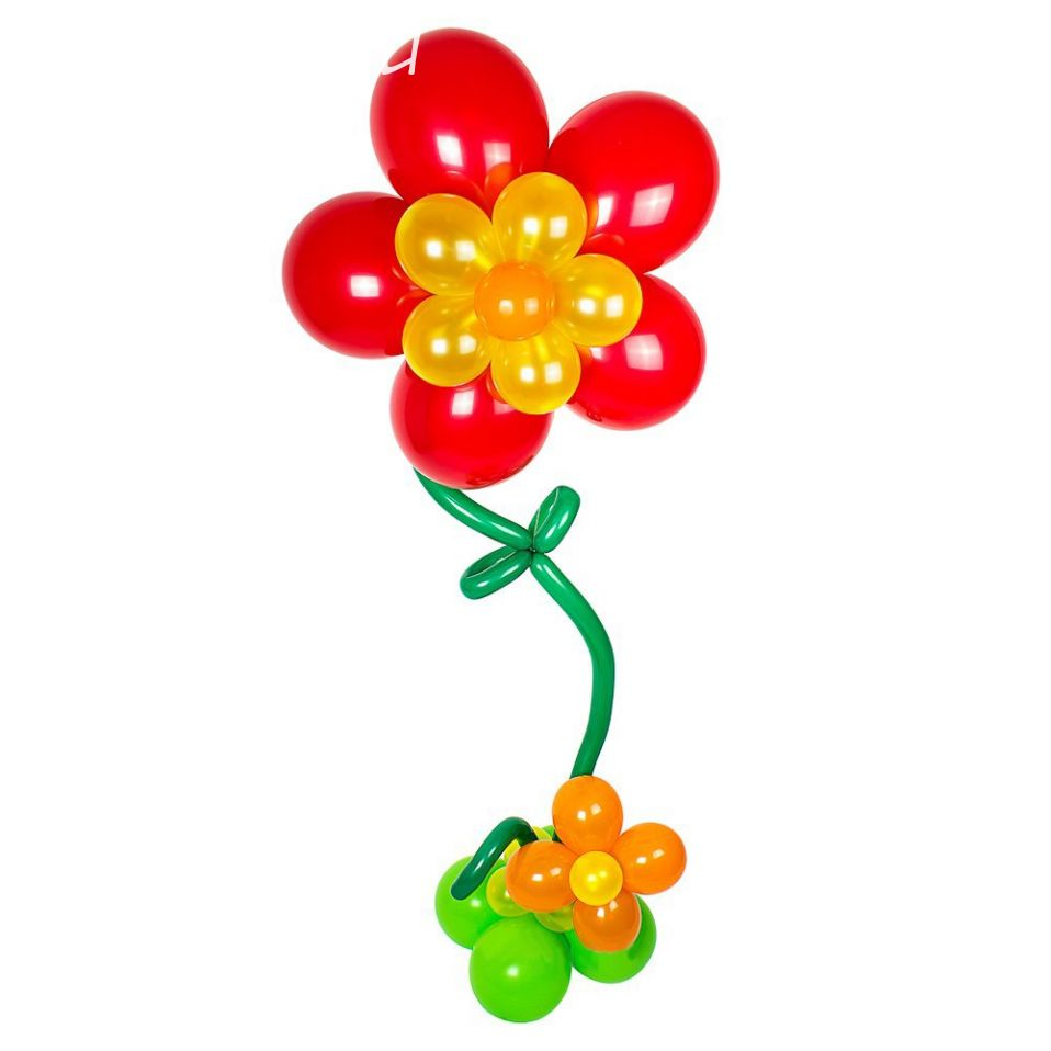 Большой цветок (180см)