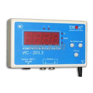 ИС-203.3 - измеритель регистратор