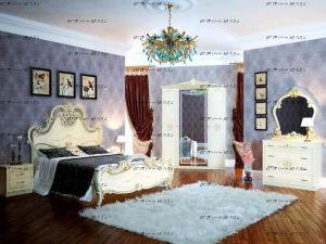 Спальня Грация МДФ №1
