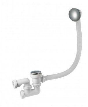 WIRQUIN QUICK CLAC Сифон для ванны автомат , 700 мм 30718585