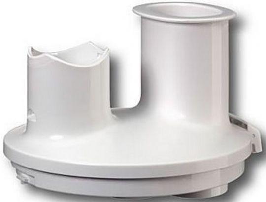 Крышка-редуктор чаши FP на 1500 мл, Braun 4165, 4191, белая