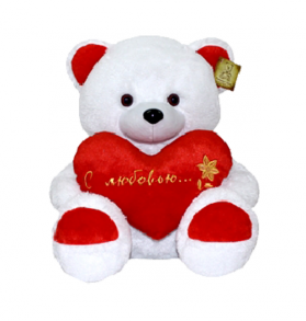 Медвежонок Купидон (70 см)