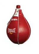 Груша скоростная Everlast  MX Speed Bag 21х13  красная 300800