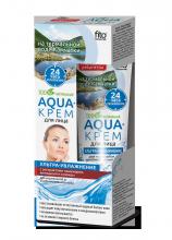Aqua-крем для лица на термальной воде Камчатки «Ультра- увлажнение» (для нормальной и комбинированной кожи), 45 мл