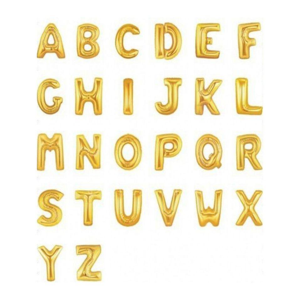 Буквы Английские