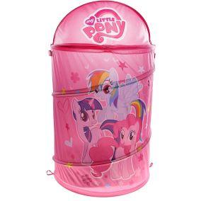 """Корзина для хранения игрушек """"My Little Pony"""" диаметр 38 см, высота 42 см"""