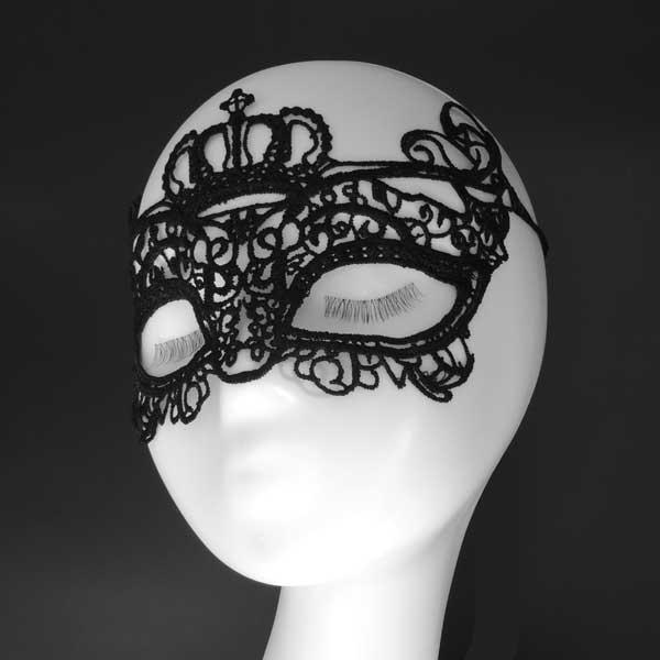 """Ажурная маска """"Crown"""""""
