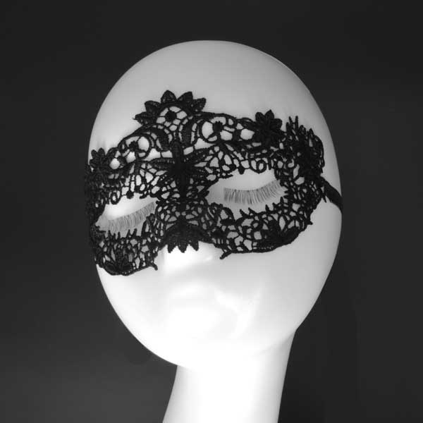 """Ажурная маска """"Lily"""""""