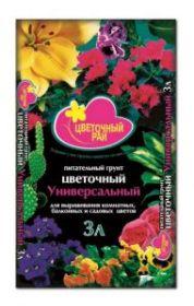 """Грунт """"Цветочный рай"""" 20 л"""