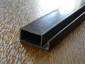 Профиль рамный коричневый 25мм