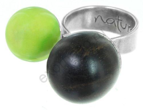 Кольцо NATURE BIJOUX 19-21562. Коллекция Atomes