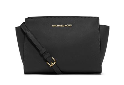 Michael Kors Selma Medium Black