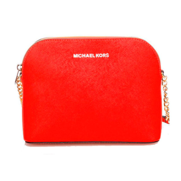 Michael Kors Cindy Crossbody (red)
