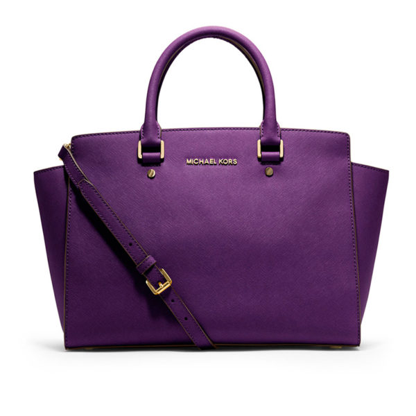 Michael Kors Selma (purple)