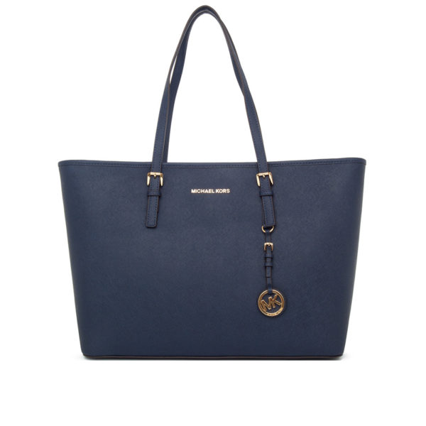 Michael Kors Jet Set Travel (dark blue)