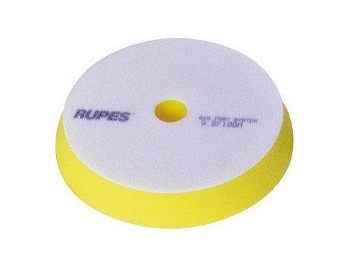 Rupes Мягкий полировальный диск (FINE) из ячеистого поролона, 34/40мм., жёлтый