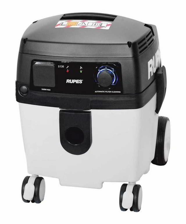 Rupes Малогабаритный мобильный пылесос для работы с электрическим шлифовальным инструментом