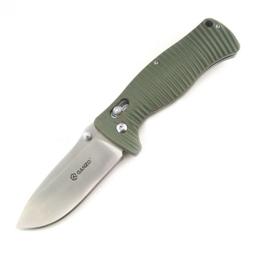 Нож Ganzo G720M Оливковый